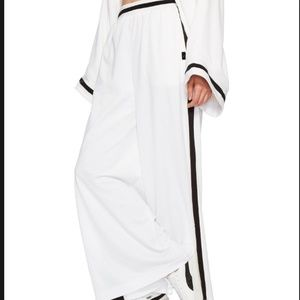 Puma Fenty Kimono Tricot Track Pant Wide Leg - (S)